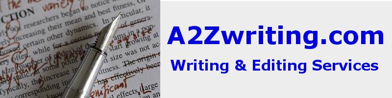 writing editing service